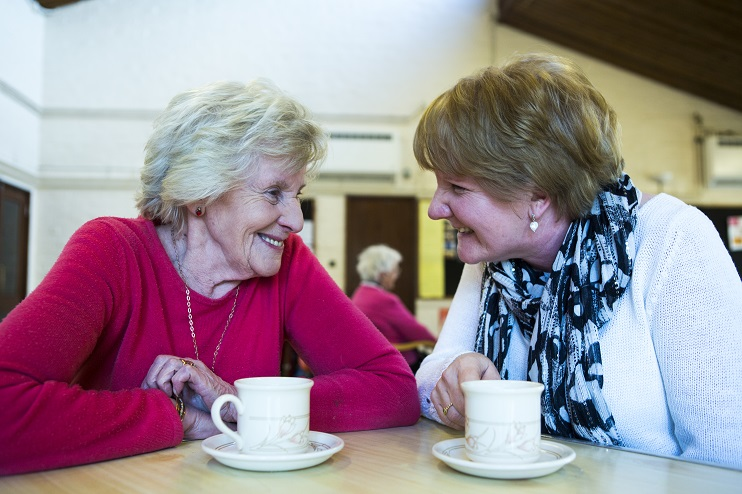Alzheimers and dementia support sessions