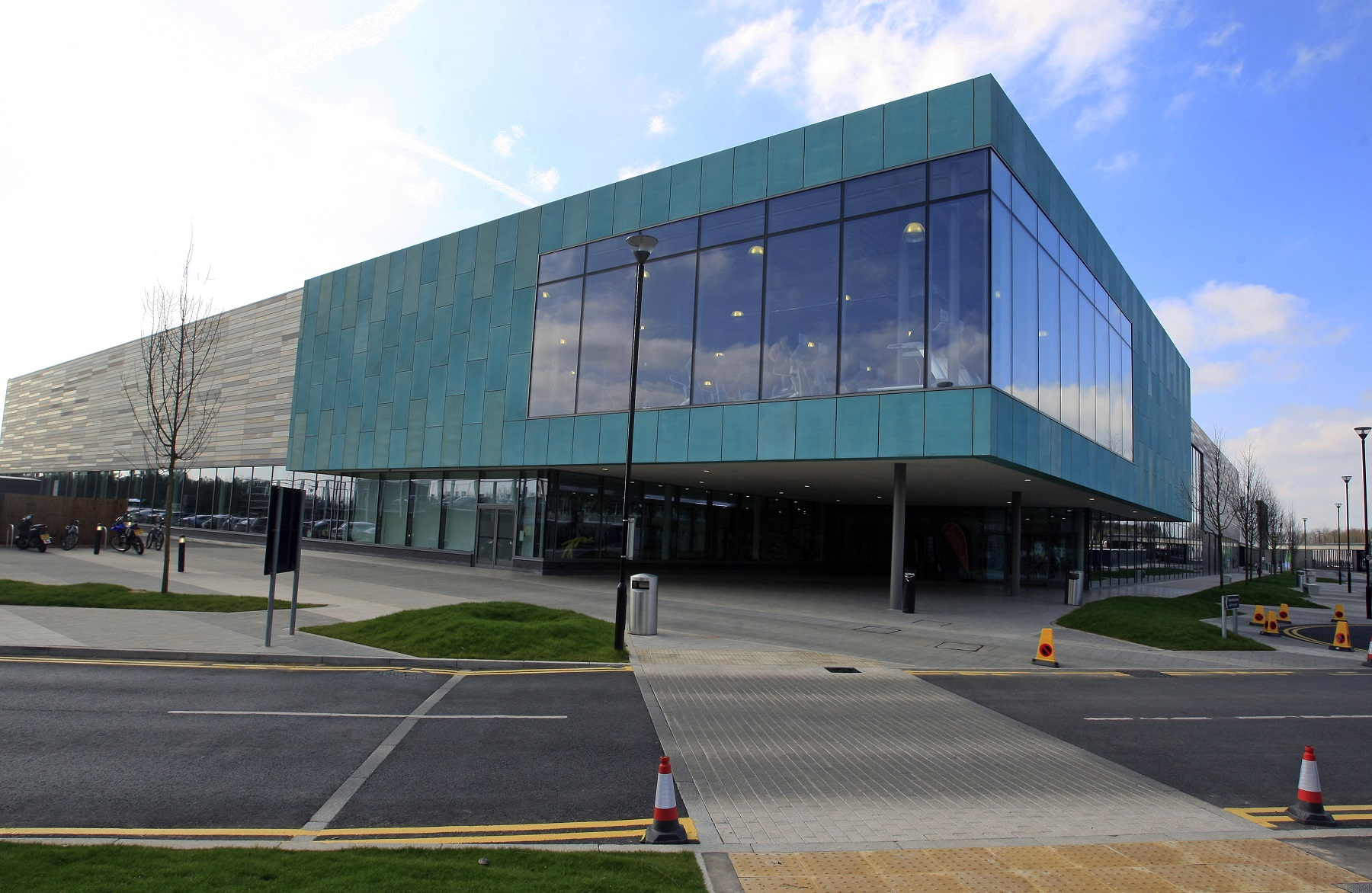 Wycombe Leisure Centre 2016